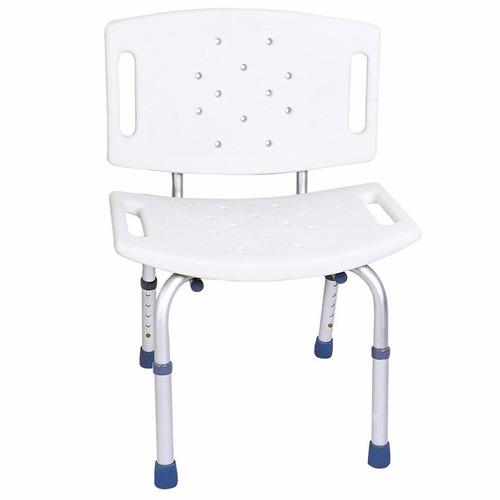 silla ducha aluminio
