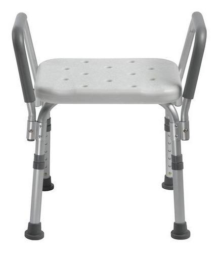 silla ducha baño ajustable brazos respaldo drive envio grat.