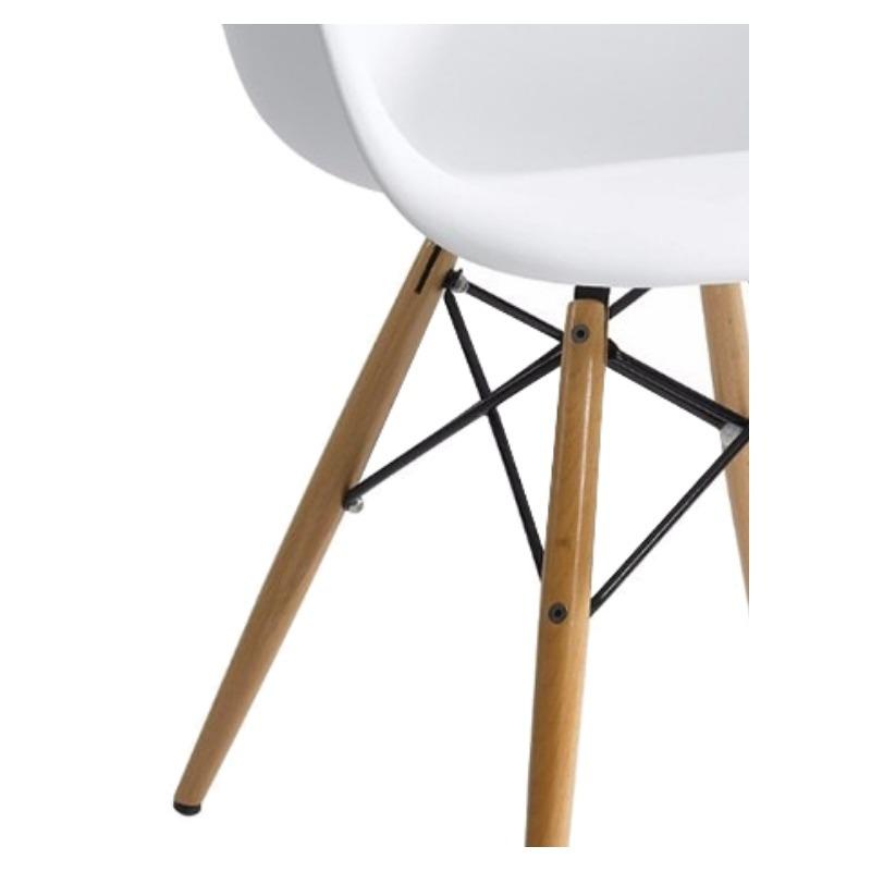 Silla Eames Con Brazos Para Comedor Oficina ** Hot Sale ...