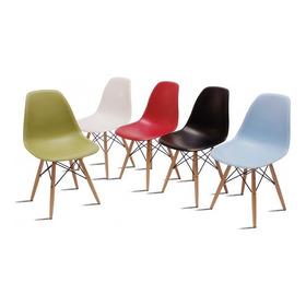 Silla Eames De Colores Moderna Minimalista - De Remate!!