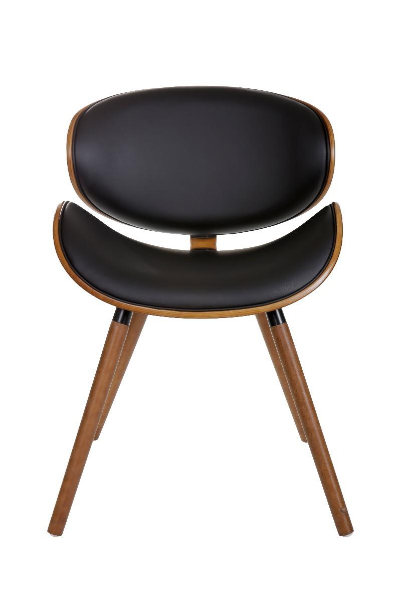 Silla eames hood comedor sillas modernas minimalistas for Sillas comedor modernas polipiel