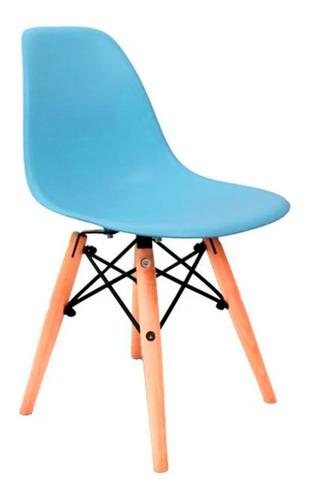 silla eames infantil -  excelente calidad varios colores