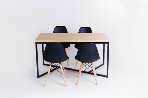 silla eames - potro mobiliario