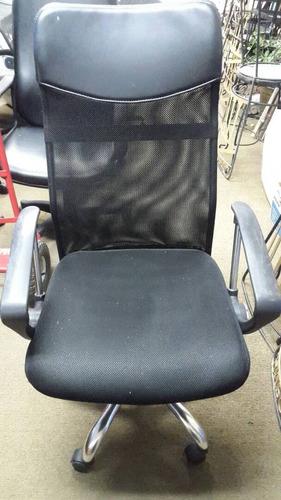 silla ejecutiva de escritorio