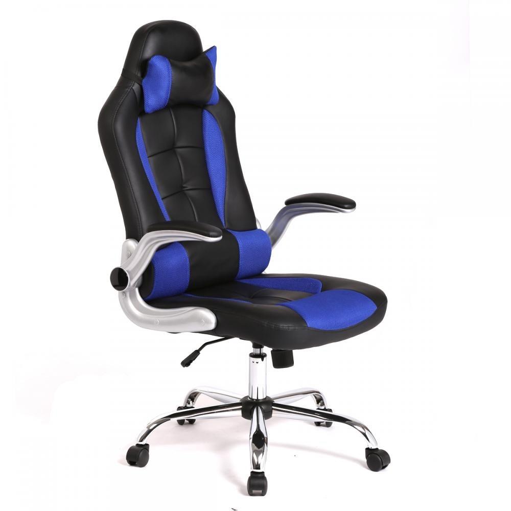 Silla ejecutiva de oficina carro de carreras y gamers cb4 for Sillas para carro