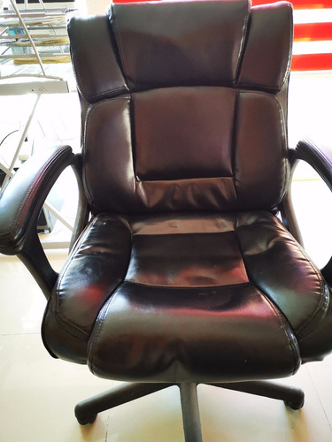 silla ejecutiva de piel en oferta!!!