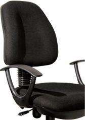 silla ejecutiva ergonometrica cont perm envio gratis cap fe