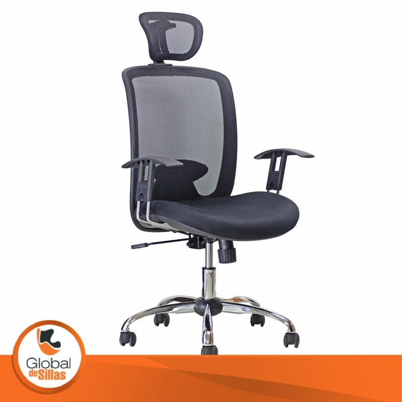 Silla ejecutiva ergonomica palermo junior safa dell office for Silla ejecutiva ergonomica