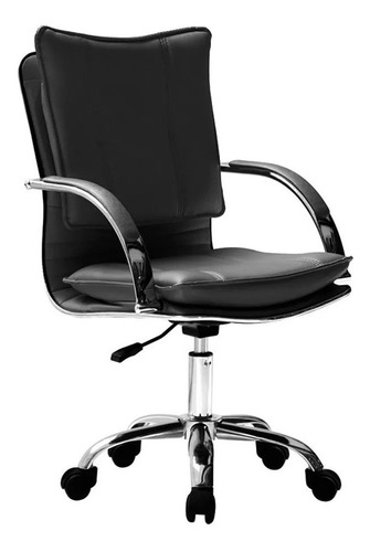 silla ejecutiva escritorio apoyabrazo negro 78081 / fernapet