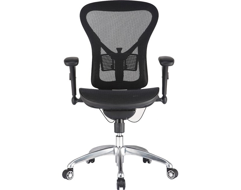 Silla ejecutiva oficina ergon mica tecnolog a 2d gebesa for Silla ejecutiva ergonomica