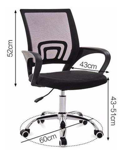silla ejecutiva oficina regulable ergonómica