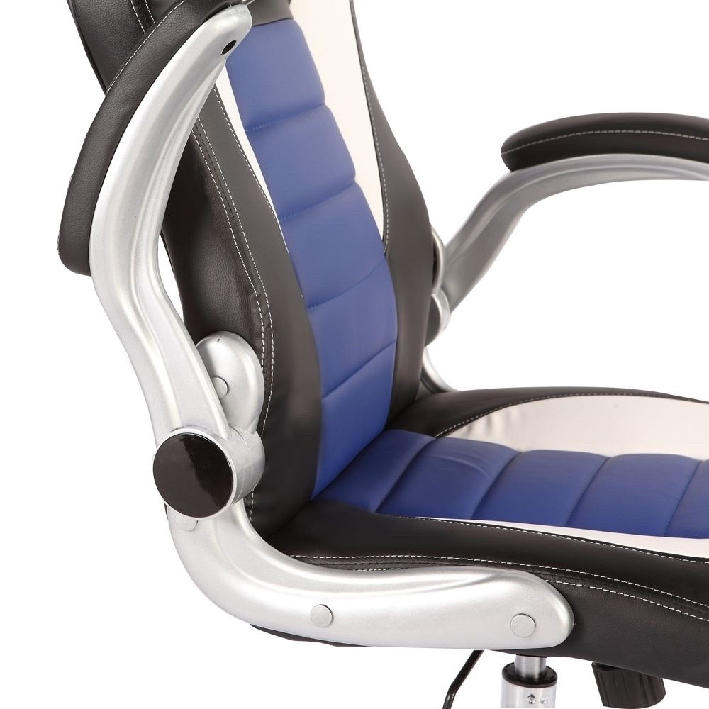 Silla ejecutiva piel para escritorio y gamers 2 for Silla de escritorio precio