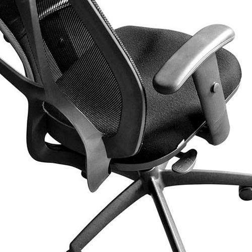 silla ergonómica alma mesh homeoffice | contado