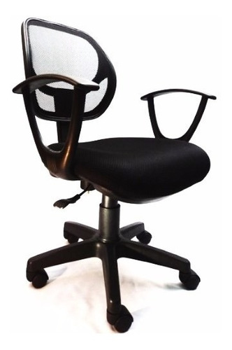 silla ergonómica espaldar en malla - para oficina y hogar