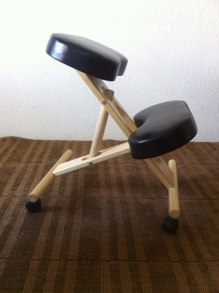 Silla ergonomica silla oficina postura espalda correcta for Silla ergonomica oficina