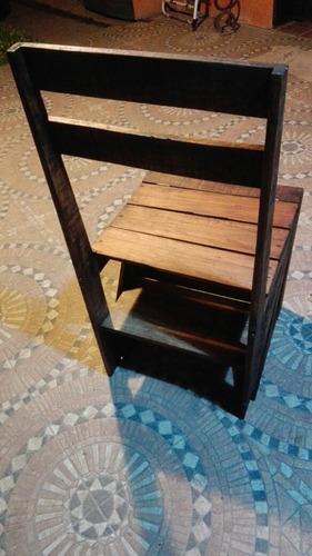 silla escalera
