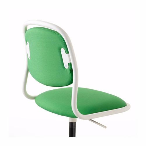 Verde Blanco Niño Escritorio Ikea De Silla Con 9HY2WEDI