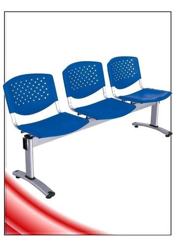 silla firenze tandem 3 puestos oficina espera pcnolimit mx