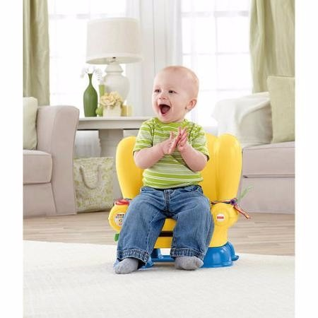 Silla fisher price aprende conmigo juguetes ni os bebes for Silla antireflujo