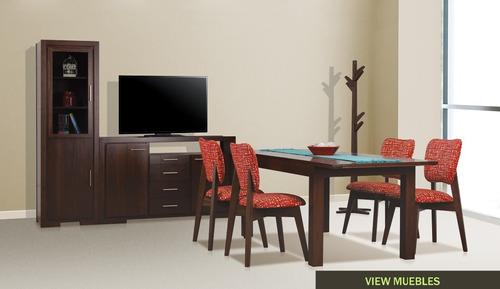 silla frida tapizada, viewmuebles vintage genoud muebles