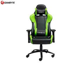 Silla Gambyte Pro GamingNegro C Verde blanco qVzMUpGS