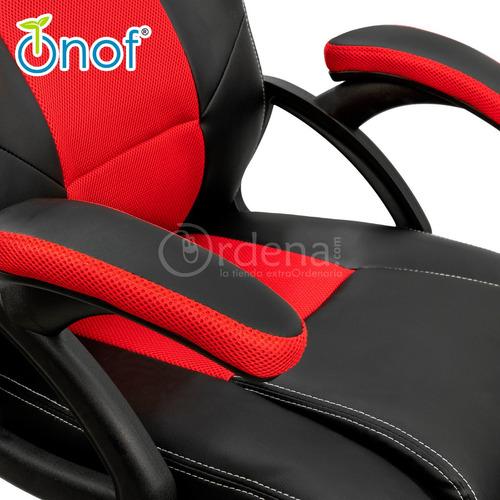 silla gamer ajustable giratoria ergonomica confort gaming