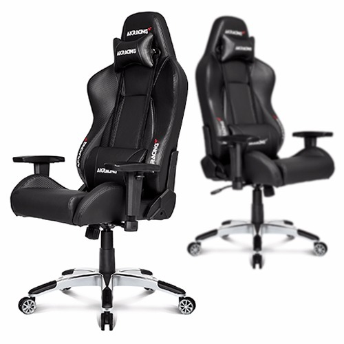 Silla Akracing Mate Gamer Carbon Negro AL4Rj5