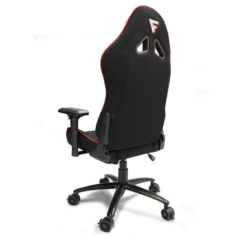 silla gamer deportiva game factor cgc600 roja/azul