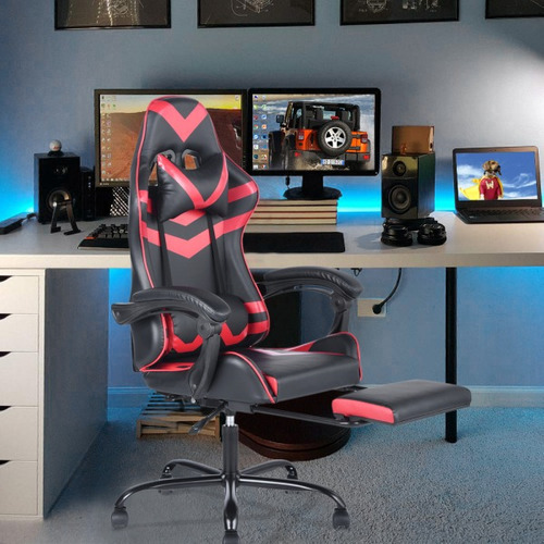 silla gamer ergonomica attic