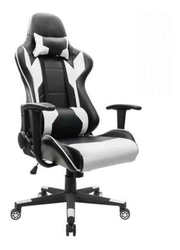 silla gamer ergonomica reclinable elegantes de oferta