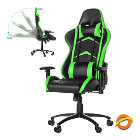 Sillon Brazos 2d Reclinable Gamer Gaming Butaca Silla Pro qSUMVpz