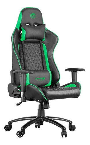 silla gamer legend green cx1001