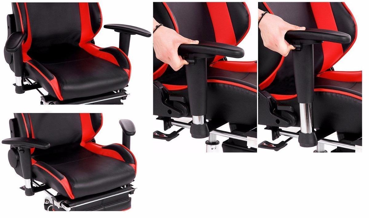Silla gamer merax 5 en mercado libre for Precio sillas gamer