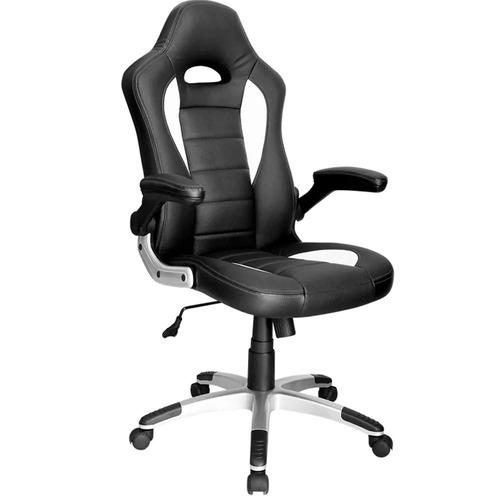 silla gamer negra juegos oficina garantía gaming