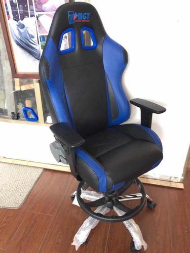 silla gamer personalizada base metálica tapiforros 7d agosto