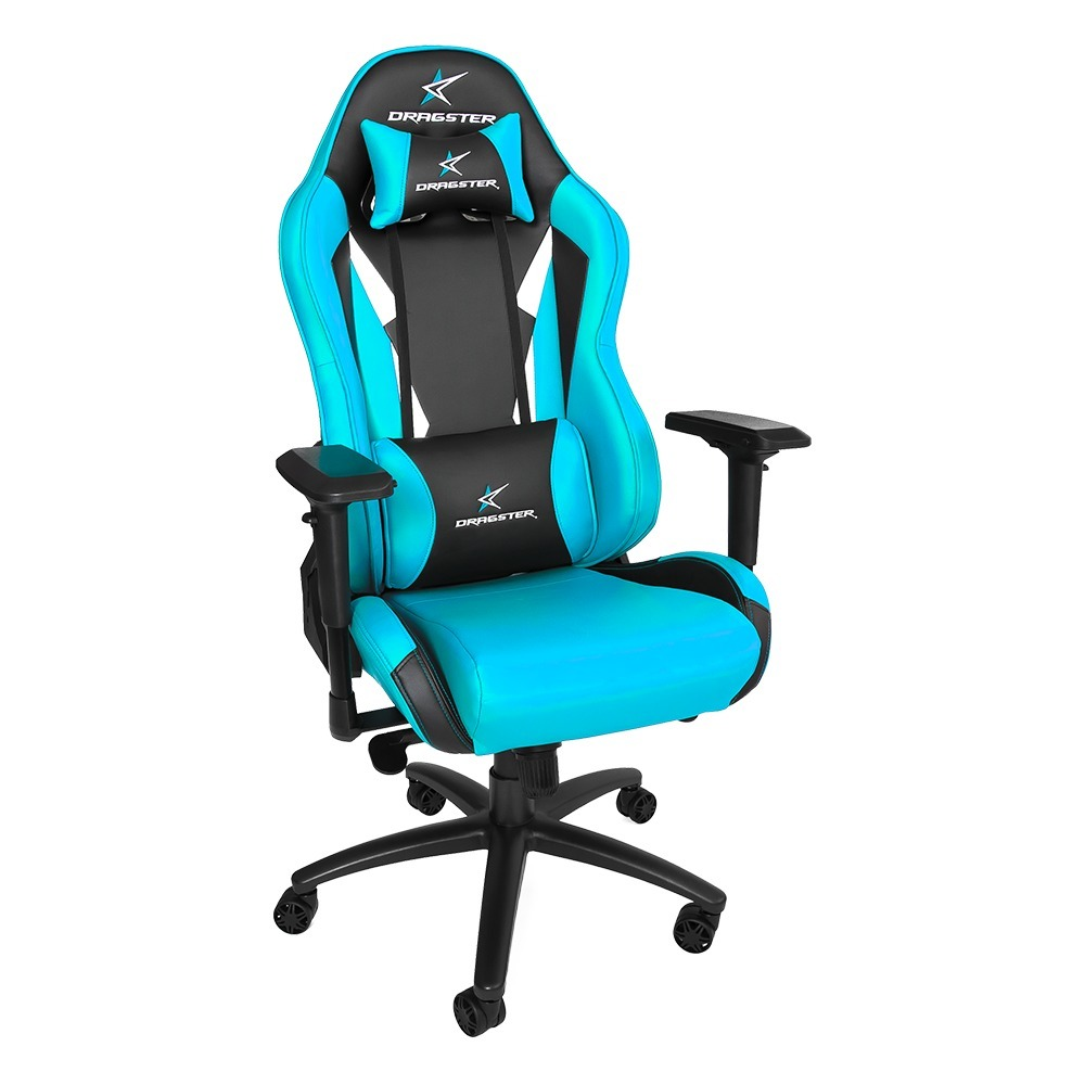 Oferta Azul Silla Dragster Gt600 Gamer Color Profesional YWEDH29beI