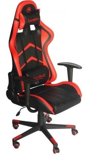silla gamer reclinable marvo ch106 ergonomica !!nuevas!!