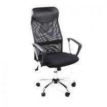 silla gerencial turin negra