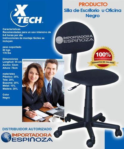 silla giratoria de oficinas escritorios economicas nuevas