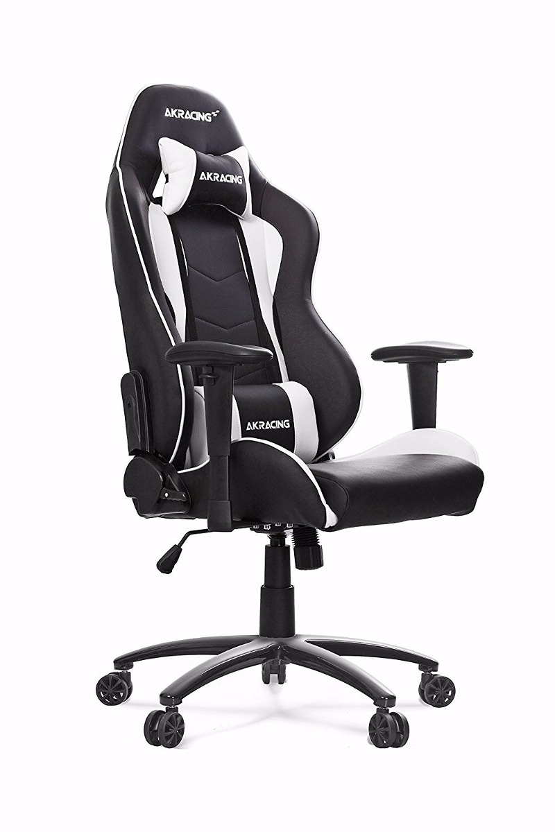 Silla giratoria oficina gamer akracing ak 5015 nitro for Sillas oficina amazon