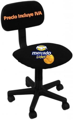 silla giratoria oficinas escritorios económicas nuevas