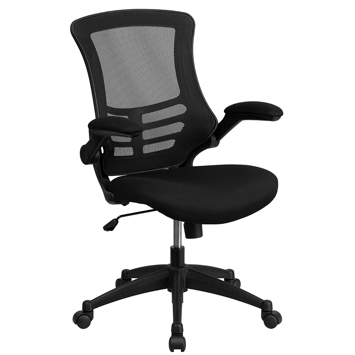 Silla Giratoria Para Oficina Con Brazo Flash Furniture - $ 599.990 ...