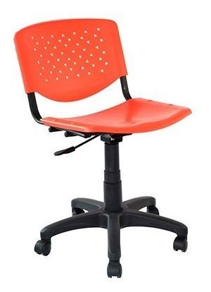 silla giratoria prisma estudio oficinas neumatica 4032