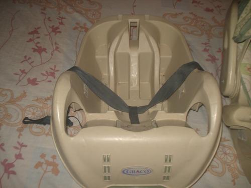 silla grande para vehiculo porta bebe graco