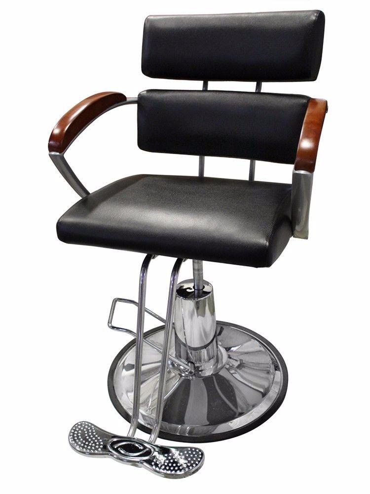 Silla hidraulica moderna estetica salon peluqueria sillon for Sillas salon modernas