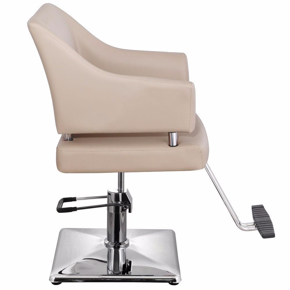 Silla hidraulica moderna estetica salon peluqueria sillon for Sillas para salon modernas