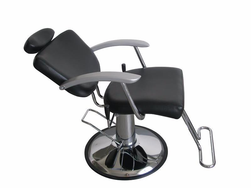 Silla hidraulica reclinable sillon estetica salon belleza for Sillas para estetica