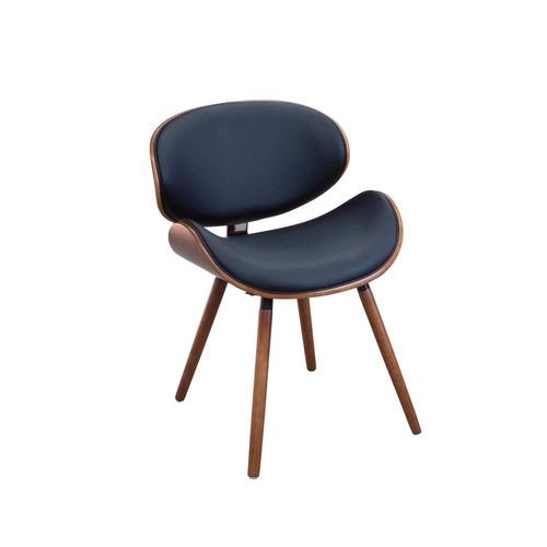 silla himalaya negra - inlab muebles