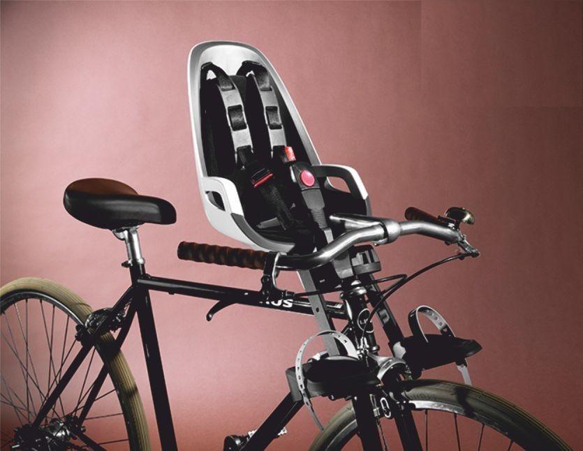 Silla infantil bicicleta hamax observer delantera de noruega u s 148 00 en mercado libre - Silla bebe bicicleta delantera ...