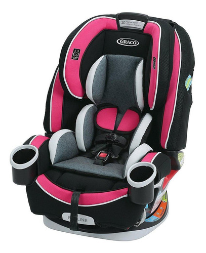 silla infantil para carro graco 4ever 4-in-1 azalea